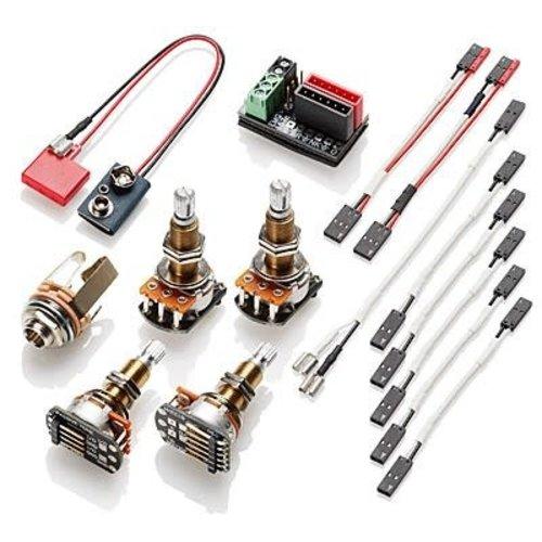 EMG EMG - Install kit for 1 or 2 Pickups - Les Paul - Long Shaft 19mm