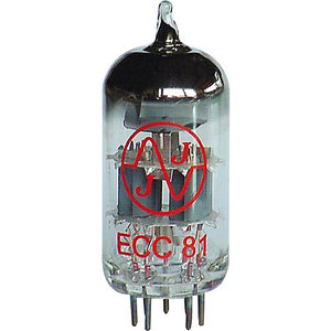 JJ Electronics JJ Electronics - 12AT7 / ECC81 -  Preamp Tube - SINGLE