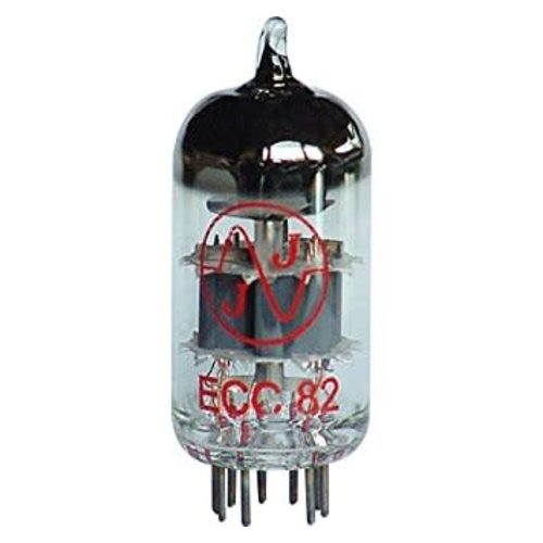 JJ Electronics JJ Electronics - 12AU7 / ECC82 -  Preamp Tube - SINGLE