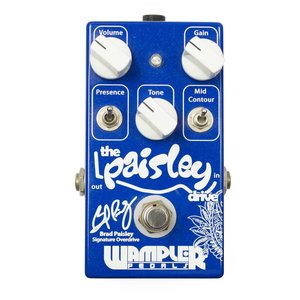 Wampler Wampler - Paisley Drive- Overdrive