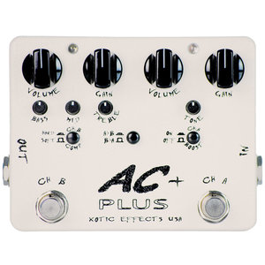 Xotic Xotic - AC Plus Booster