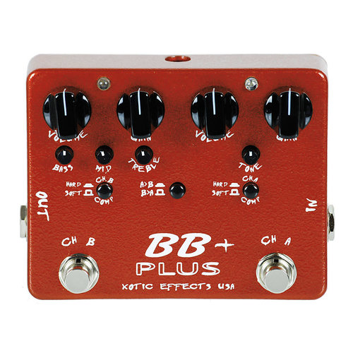 Xotic Xotic - BB Preamp PLUS
