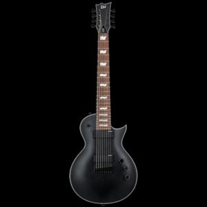 LTD - ESP Guitars LTD - EC-258 - 8 String - Electric Guitar - Black Satin
