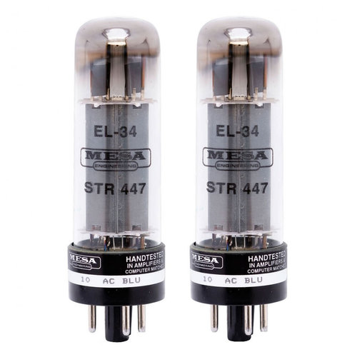 Mesa Boogie Mesa Boogie - EL34 - Power Tubes - MATCHED PAIR