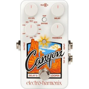 Electro Harmonix Electro Harmonix - Canyon - Delay and Looper