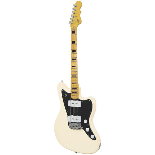 G&L G&L - Tribute - Doheny - Maple Neck - Olympic White