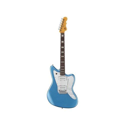 G&L G&L - Tribute - Doheny - Rosewood Neck - Lake Placid Blue