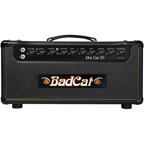 Bad Cat Holdings Bad Cat - Hot Cat - 50 Watts - Head