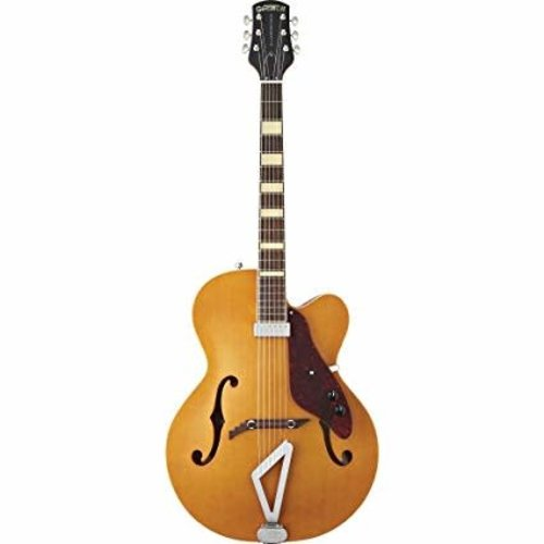 Gretsch Gretsch - G100CE - Synchromatic - Archtop - Rosewood Fingerboard - Cutaway Acoustic Electric Guitar - Flat - Natural
