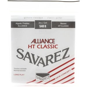 Savarez Savarez - 540R - Normal Tension - Alliance Trebles Classic Basses - Guitar Nylon Strings