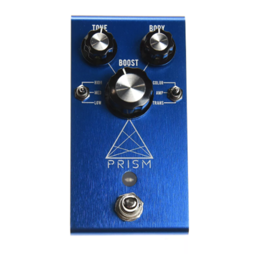 Jackson Jackson Audio - Prism Blue Dealer -  Overdrive and Boost