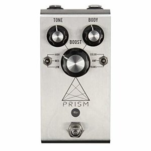 Jackson Jackson Audio - Prism Silver Dealer -  Overdrive and Boost
