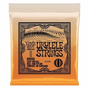 Ernie Ball Ernie Ball -  Ukulele Strings - Soprano/Concert - Ball End