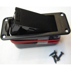 Ernie Ball Music Man Ernie Ball - Part - Battery Box w/screws for Bass and Guitar - M05103