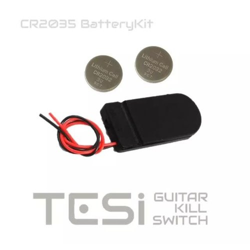 Tesi Switch Tesi - FLATBAT Coin Battery Pack for Tesi LED Kill Switches