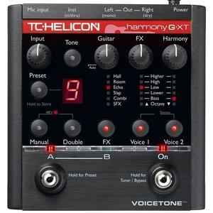 TC Electronic TC Electronic - TC Helicon VoiceTone Harmony-G XT