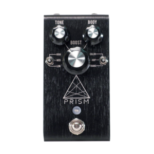 Jackson Jackson Audio - Prism Black -  Overdrive and Boost