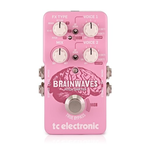 TC Electronic TC Electronic - Brainwaves - Pitch Shifter Pedal