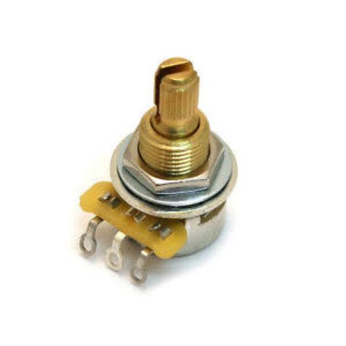 Allparts Allparts - 250k CTS Mini - Spline Split shaft- Audio Pot - SINGLE *From Bulk*