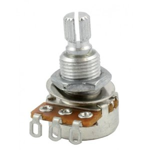 Allparts Allparts - 25k Mini - Audio Taper - Pot
