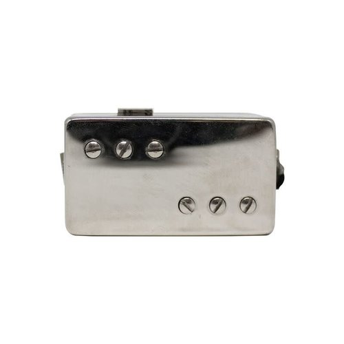 Lindy Fralin Lindy Fralin - P-92's Set - Humbucker - Nickel Covers