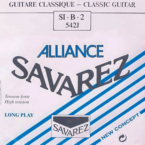 Savarez Savarez - Alliance - 542J - 2st string (B) - High tension .0280
