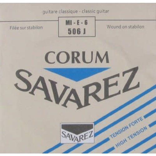 Savarez Savarez - Corum 506J - 6th string (E) - High tension  .0441