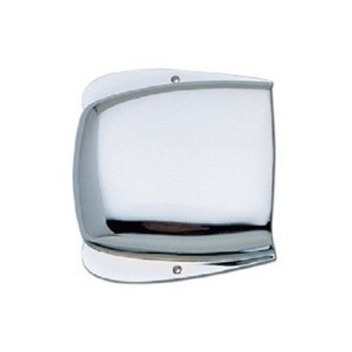 Allparts Allparts - Bridge cover for Jazz Bass - Chrome