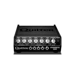 Quilter Quilter - Overdrive 200 - 200 watt Micro Head