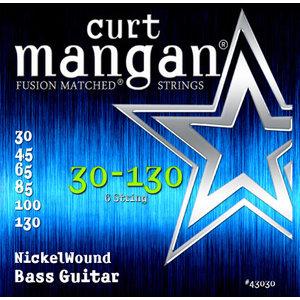 Curt Magnan Curt Mangan - Bass Nickel Wound 6 String 30-130