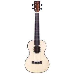 Cordoba Guitars Cordoba - 21T - Solid Spruce Top - Tenor Acoustic Ukulele - Natural