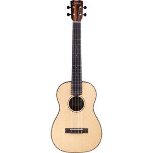Cordoba Guitars Cordoba - 21B - Solid Spruce Top - Baritone  Ukulele - Natural