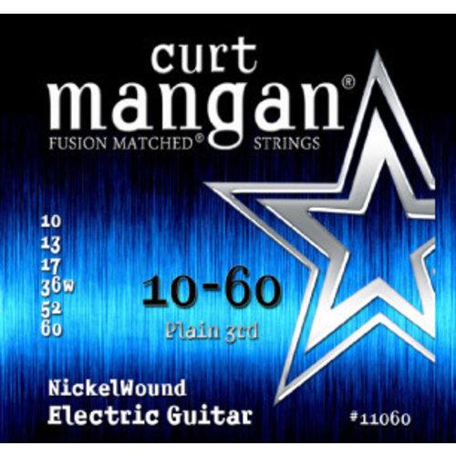 Curt Magnan Curt Mangan - Nickel Wound DROP TUNING SET - 10-60