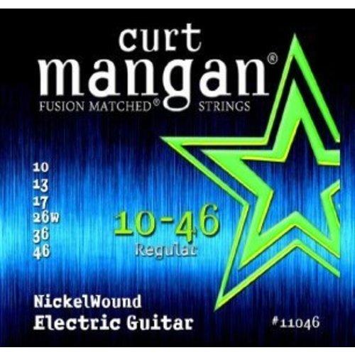 Curt Magnan Curt Mangan - Nickel Wound Set - 10-46