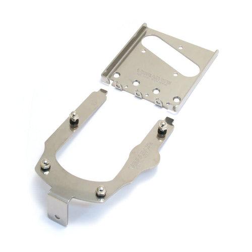 Allparts Allparts - Bigsby V5-TEV-2  - Vibramate for Telecaster - Nickel