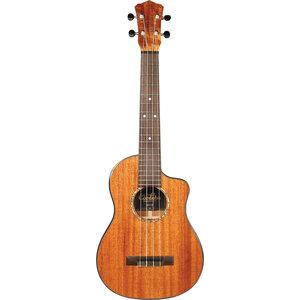 Cordoba Guitars Cordoba - 30T-CE - Mahogany - Tenor Electro Acoustic Ukulele - with Polyfoam Case - Natural