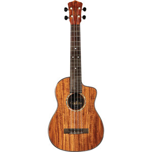 Cordoba Guitars Cordoba - 35T CE - Acacia - Tenor Electro Acoustic Ukulele - with Polyfoam Case - Natural