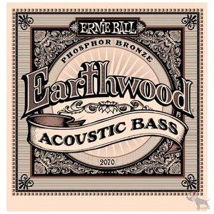 Ernie Ball Ernie Ball - Earthwood - Acoustic Bass- 45-95 Bronze