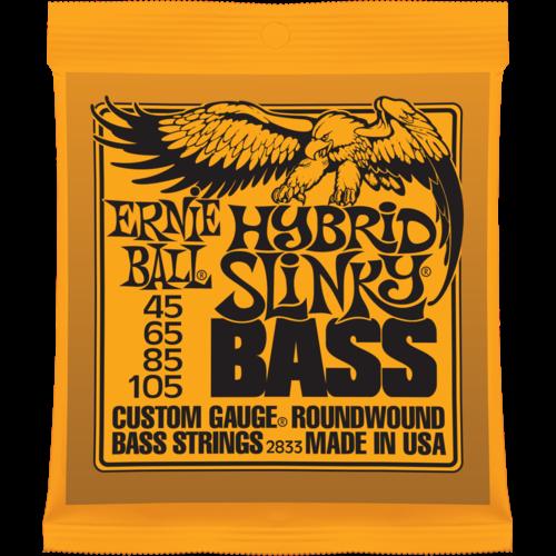 Ernie Ball Ernie Ball - Bass -  Hybrid Slinky - 45-105