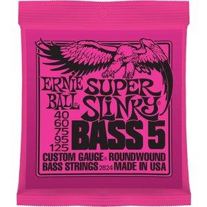Ernie Ball Ernie Ball - Bass 5 String - Super Slinky - 40-125