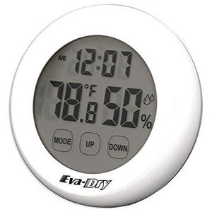 Eva-Dry Eva Dry - EDH-85 - Multi Function - Hygrometer