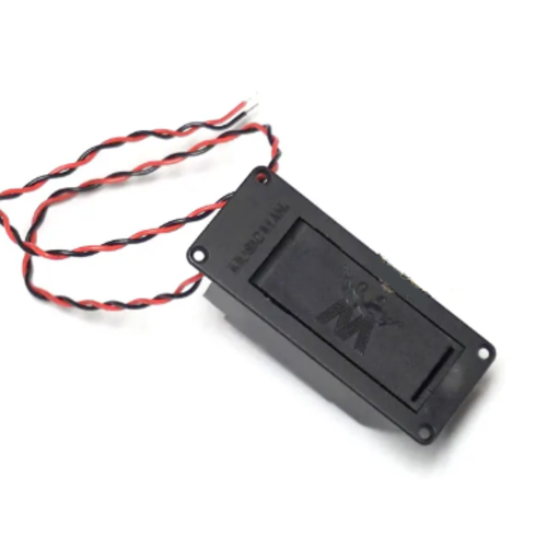 Ernie Ball Music Man Ernie Ball Music Man - Replacement 9V Battery Box with screws - M05935