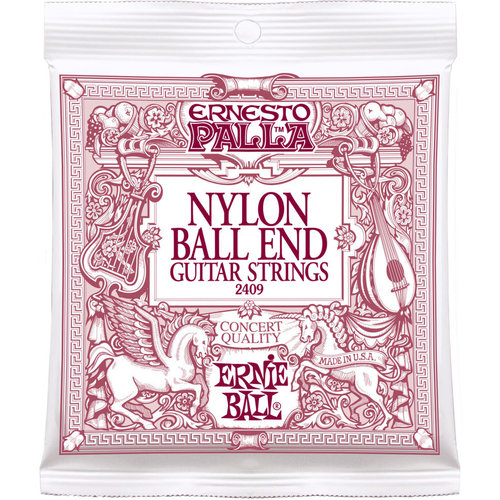 Ernie Ball Ernie Ball - Nylon Strings - Ball End