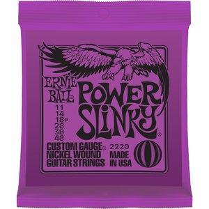 Ernie Ball Ernie Ball -  Power Slinky - 11-48