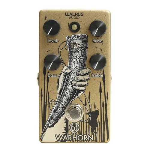 Walrus Audio Walrus Audio - Warhorn - Overdrive