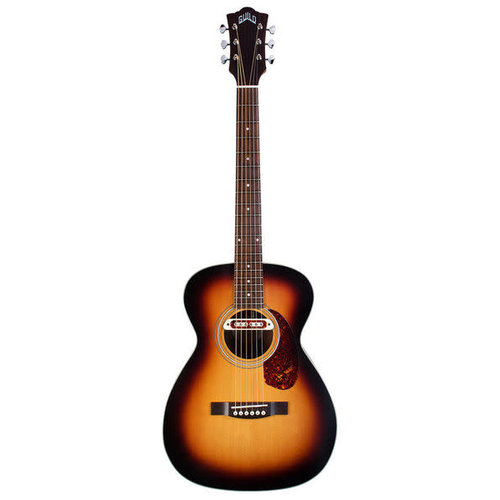 Guild Guitars Guild - M-240E - Troubadour - Vintage Sunburst