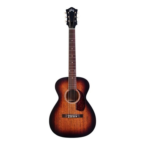 Guild Guitars Guild - M-20E - Vintage Sunburst - Acoustic-Electric Guitar - with Hardcase