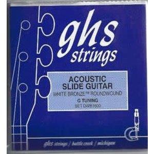 GHS GHS - Acoustic Slide Guitar Strings