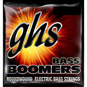 GHS GHS - Bass Boomers  4 Strings - Extra Light - 30-90