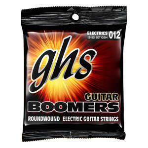 GHS GHS - Boomers - Electric Guitar - Heavy - 12-52